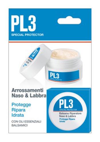 PL3 BALSAMO RIPARATORE NASO/LABBRA CON ASTUCCIO 7 G - Farmabaleno