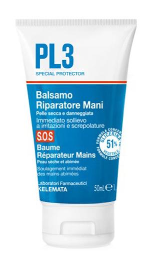 PL3 BALSAMO RIPARATORE MANI SOS 50 ML - Zfarmacia