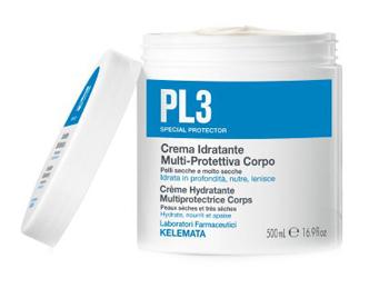 PL3 CREMA IDRATANTE MULTIPROTETTIVA CORPO 500 ML - Farmaseller
