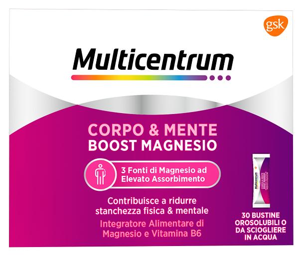 MULTICENTRUM MYMAG 30 BUSTINE - Salutefarma.it