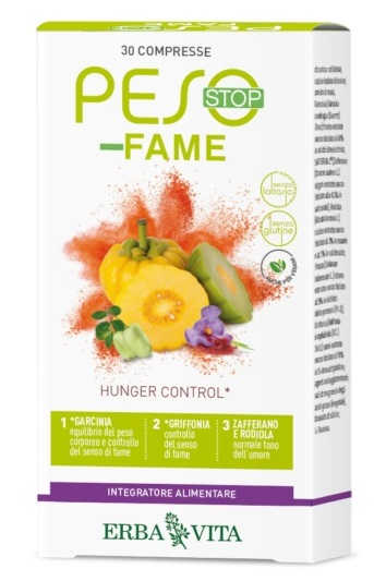 PESO STOP FAME 30 COMPRESSE - Farmaseller