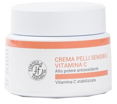 FF CREMA PELLI SENSIBILI VITAMINA C 50 ML - Farmaseller