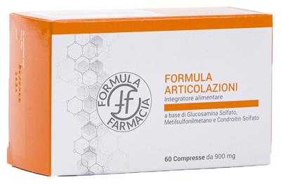FF FORMULA ARTICOLAZIONI 60 COMPRESSE - Farmacianuova.eu