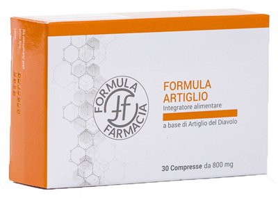 FF FORMULA ARTIGLIO 30 COMPRESSE - Farmacianuova.eu
