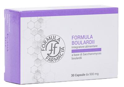 FF FORMULA BOULARDII 30 CAPSULE - Farmacianuova.eu
