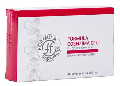 FF FORMULA COENZIMA Q10 30 COMPRESSE - Farmacianuova.eu