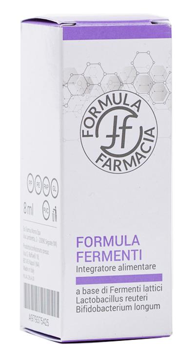 FF FORMULA FERMENTI GOCCE 8 ML - Farmaseller