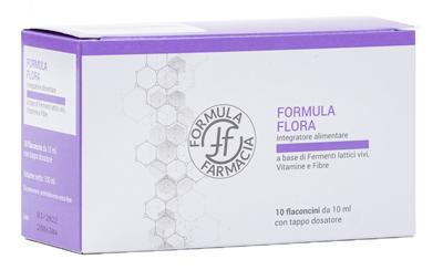 FF FORMULA FLORA 10 FL - Farmaseller