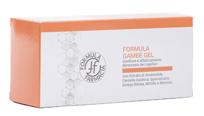 FF FORMULA GAMBE GEL 150 ML - Farmacianuova.eu
