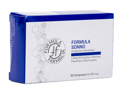FF FORMULA SONNO 30 COMPRESSE - Farmacianuova.eu