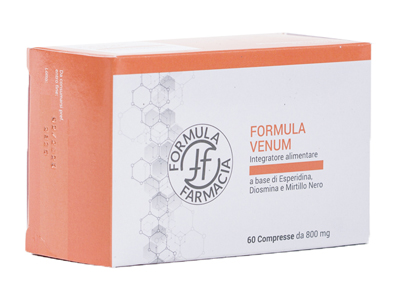 FF FORMULA VENUM 60 COMPRESSE - Farmacianuova.eu