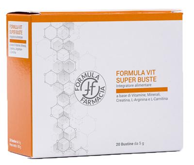 FF FORMULA VIT SUPER 20 BUSTE - Farmacianuova.eu