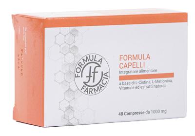 FF FORMULA CAPELLI 48 COMPRESSE - Farmacianuova.eu