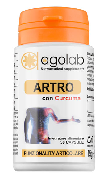 ARTRO 30 CAPSULE - BENESSERE ARTICOLARE - Farmacia 33