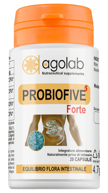 PROBIOFIVE FORTE 20 CAPSULE - Farmafirst.it