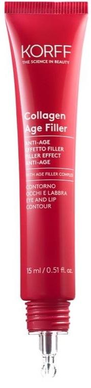 COLLAGEN AGE FILLER CONTORNO OCCHI E LABBRA 15 ML - Farmacia Castel del Monte