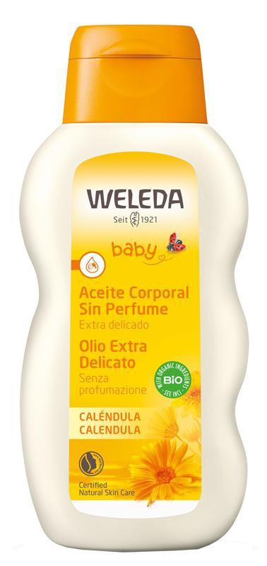 BABY OLIO EXTRA DELICATO CALENDULA 200 ML - Farmaseller