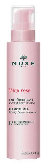 NUXE VERY ROSE LAIT DEMAQUILLANT 200 ML -