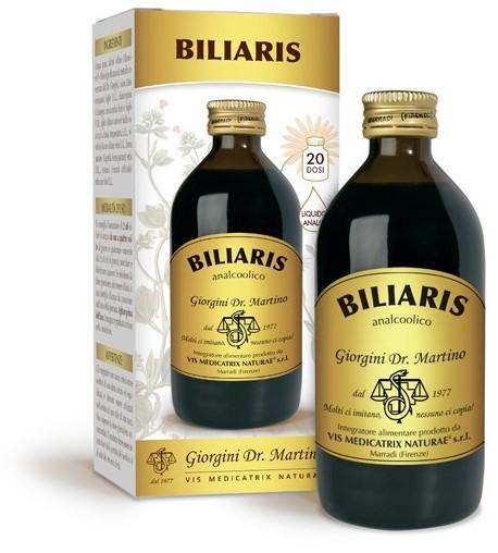 BILIARIS LIQUIDO ANALCOOLICO 200 ML - Farmaseller