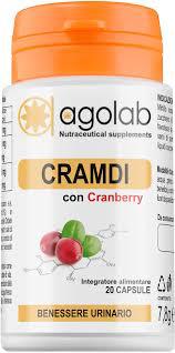 CRAMDI 20 CAPSULE - BENESSERE URINARIO - Farmacia 33