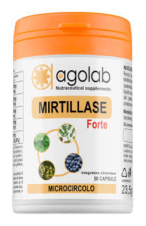 MIRTILLASE FORTE 50 CAPSULE - Farmafirst.it