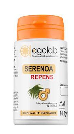 SERENOA REPENS 30 PERLE - PROSTATA - Farmacia 33