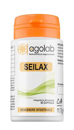 SEILAX 50 CAPSULE - Farmafirst.it
