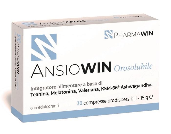 ANSIOWIN OROSOLUBILE 30 COMPRESSE - Farmaseller
