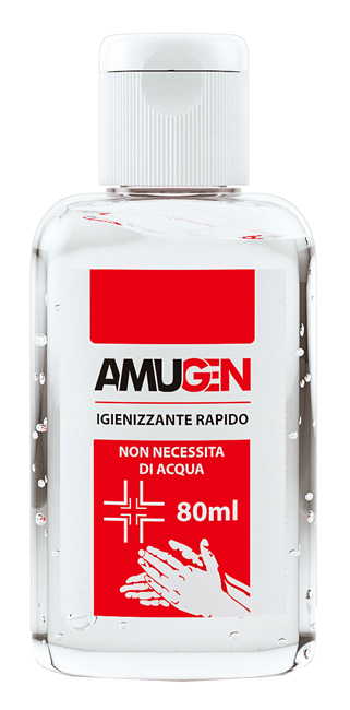 AMUGEN IGIENIZZANTE MANI 80 ML - Farmastar.it