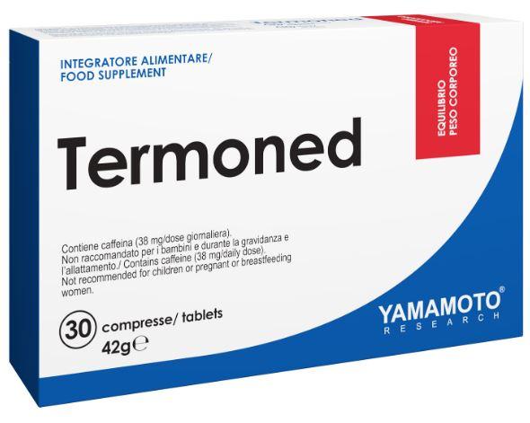 YAMAMOTO RESEARCH TERMONED 30 COMPRESSE - Farmacia Massaro