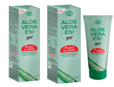 ESI ALOE VERA GEL PURO 200 ML - latuafarmaciaonline.it