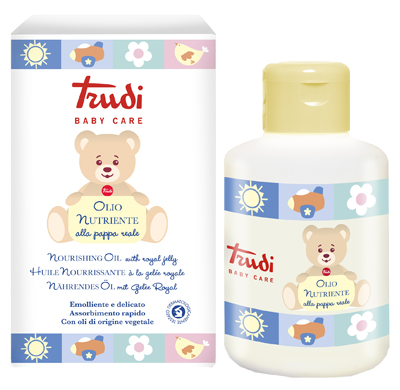 TRUDI BABY CARE OLIO NUTRIENTE 150 ML - Farmaseller