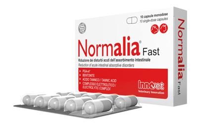 NORMALIA FAST 10 CAPSULE MONODOSE - Farmaseller
