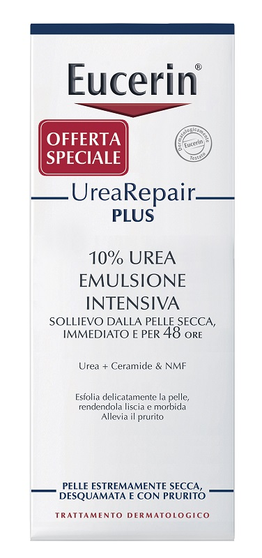 EUCERIN UREAREPAIR PLUS EMULSIONE INTENSIVA 400 ML OFFERTA SPECIALE - Farmaciasconti.it