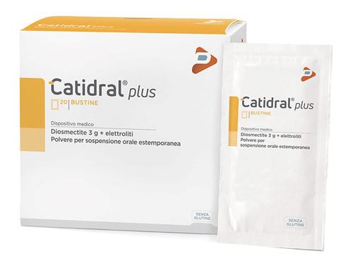 CATIDRAL PLUS 20 BUSTINE - Farmaseller