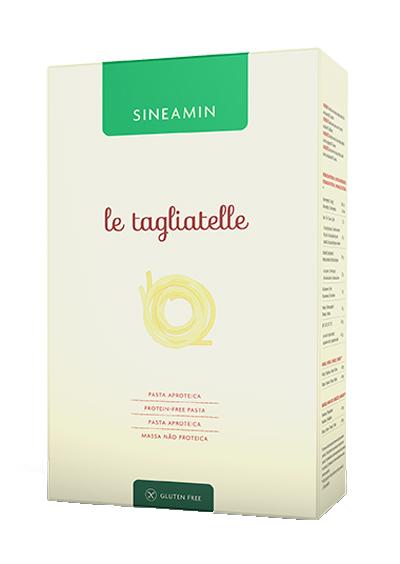 SINEAMIN TAGLIATELLE A NIDO 250 G - Farmaseller