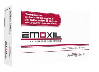 EMOXIL 5 COMPRESSE SUBLINGUALI - Farmaseller