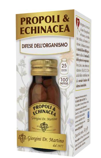 PROPOLI & ECHINACEA 100 PASTIGLIE - Farmaseller