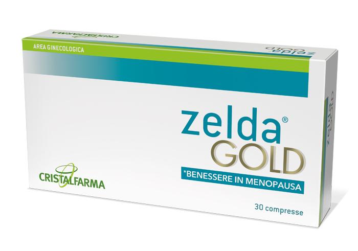 ZELDA GOLD 30 COMPRESSE RIVESTITE - Farmaseller