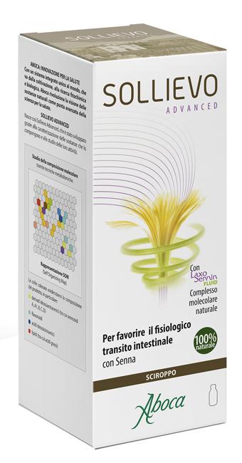 SOLLIEVO ADVANCED SCIROPPO 160 ML - farmaciafalquigolfoparadiso.it