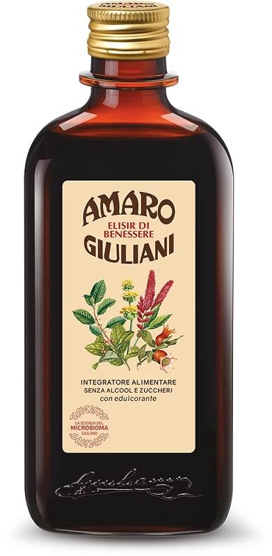 AMARO GIULIANI ELISIR DI BENESSERE 300 ML - Farmaseller