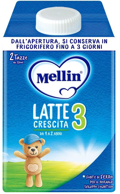 MELLIN 3 LATTE 500 ML - Farmaseller