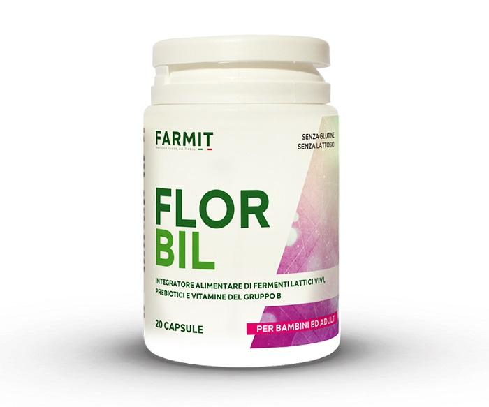 FLORBIL 20 CAPSULE - Farmaseller