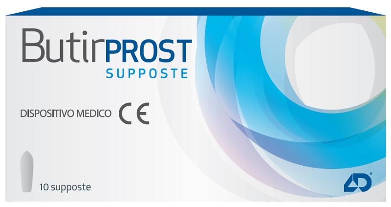 BUTIRPROST SUPPOSTE 10 PEZZI - Farmaseller