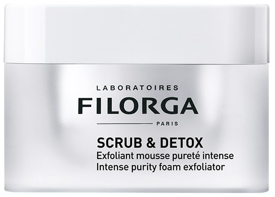 FILORGA SCRUB & DETOX 50 ML - latuafarmaciaonline.it