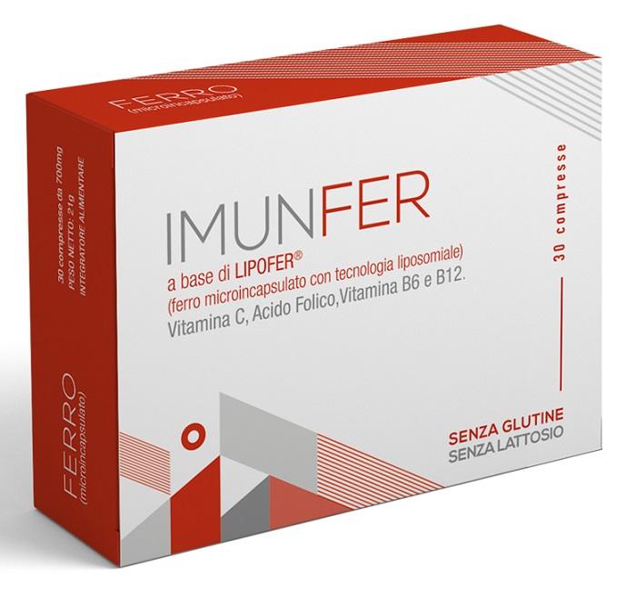 IMUNFER 30 COMPRESSE - Farmaseller