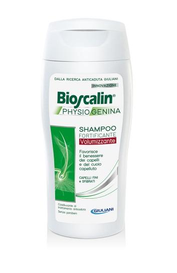 BIOSCALIN PHYSIOGENINA SHAMPOO VOL 100 ML - Zfarmacia