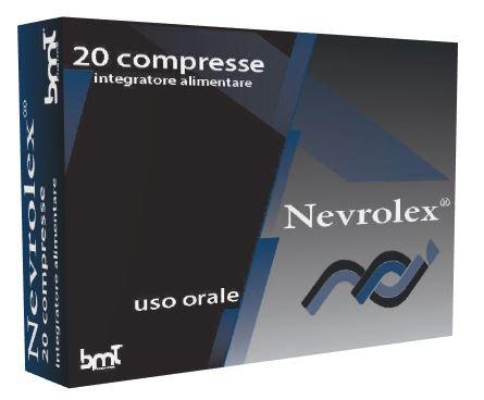 NEVROLEX 20 COMPRESSE - Farmaseller