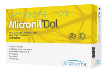 MICRONIL DOL 20 BUSTINE - Farmaseller