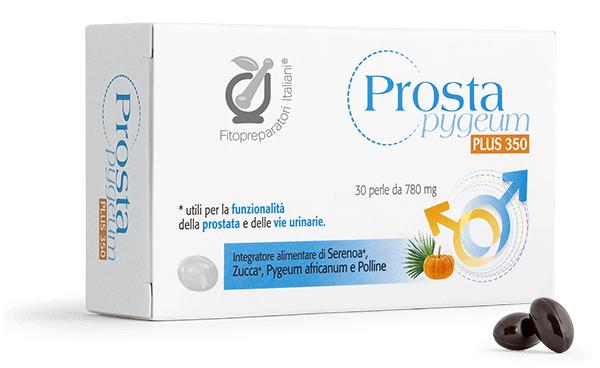 PROSTAPYGEUM PLUS 30 PERLE - Farmapage.it